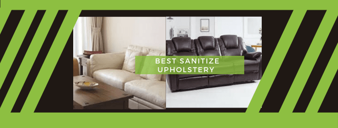 Best Sanitizing Upholstery