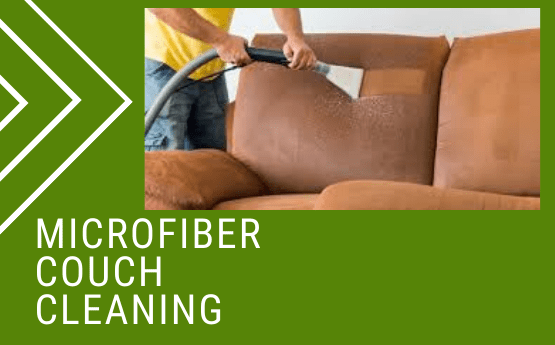 Microfiber Couch Cleaning Hobart