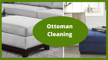 Ottoman Cleaning