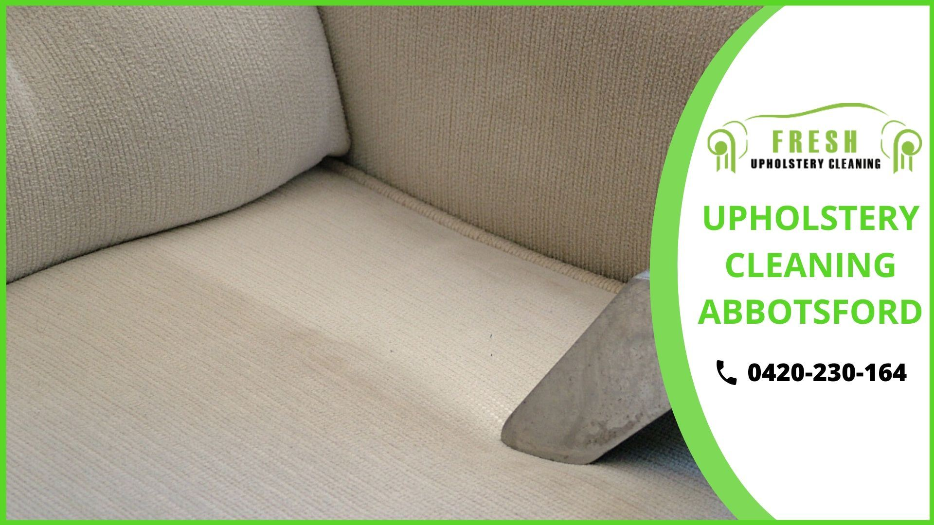 Local Upholstery Cleaners Abbotsford