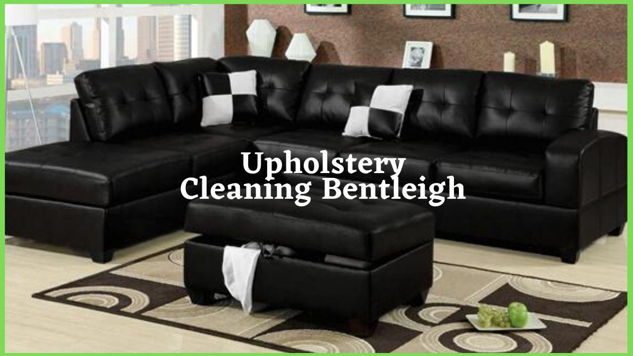 Upholstery Cleaning Bentleigh