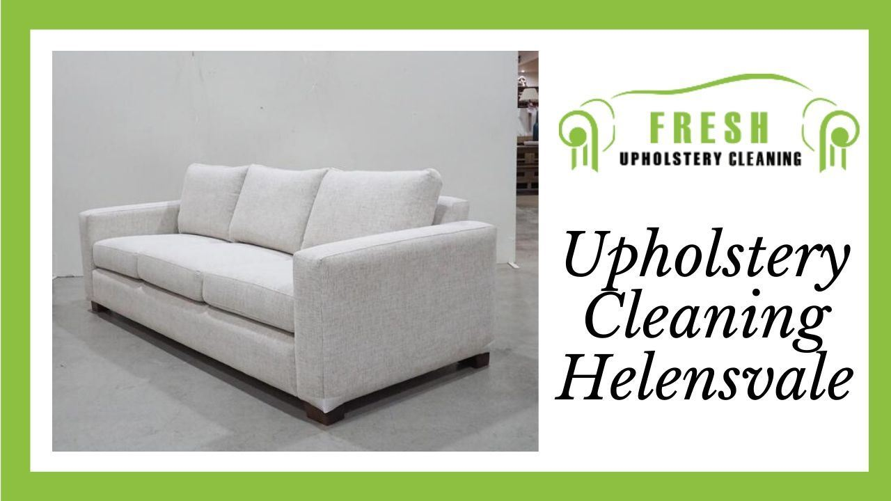 Upholstery Cleaning Helensvale